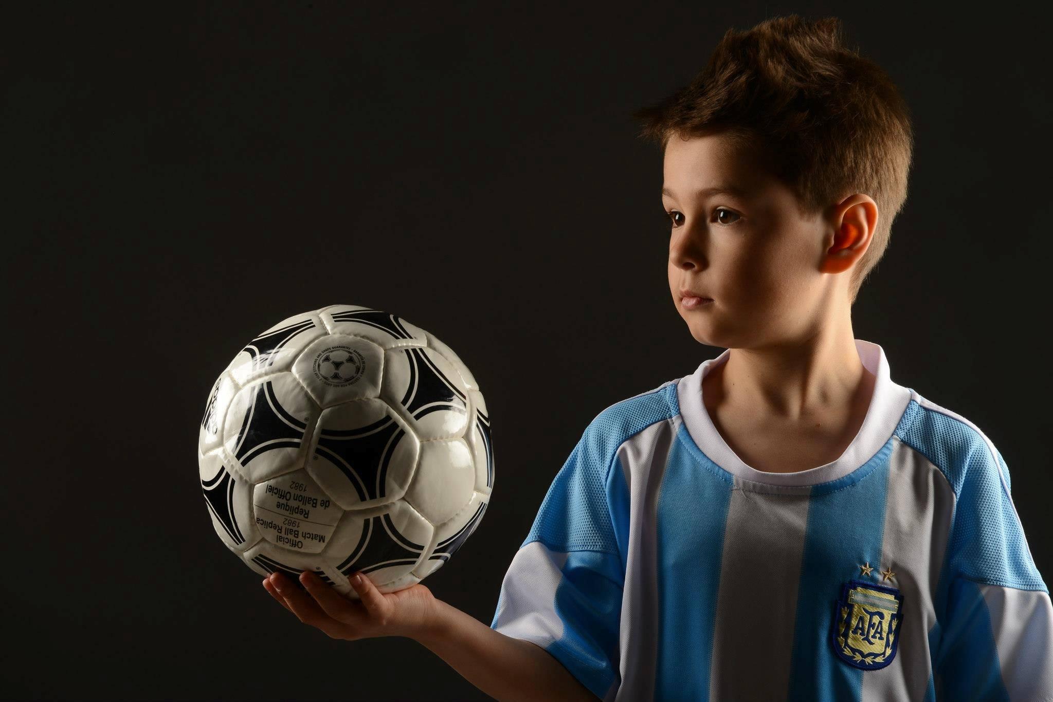El entorno de nuestro hijo futbolista